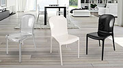 Victoria Black Dining Chair