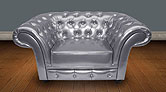 Chesterfield Single Seat Sofa